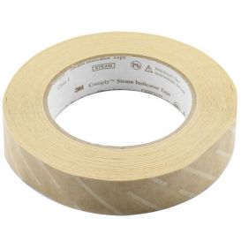 "Comply™ Steam Autoclave Tape .94"" x 60 yds,"