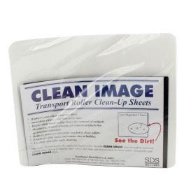 Clean Image X-Ray Processor Daily Clean Up Sheets