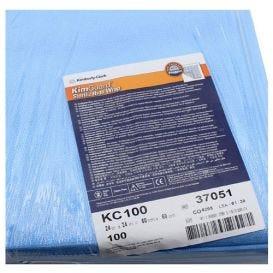 "KIMGUARD ONE-STEP Sequential Sterilization Wrap, 24"" x 24"" 100/Bag - 100/Bag"