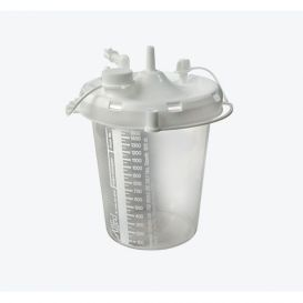 Disposable Collection Canister, 1500mL - 48/Case