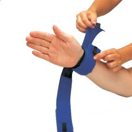 Twice-as-Tough® Cuffs for Stretcher - 1 Pair