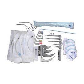 Disposable Fiber Optic Intubation Kit