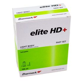 Elite®HD+ Impression Material Light Body Fast Setting