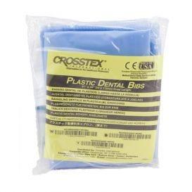 """Plastic Patient Barrier Apron, 27"""" x 44"""" (Knee Length),"""