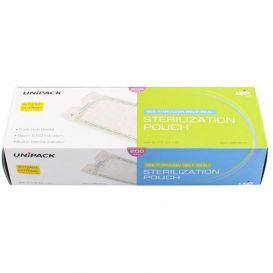 """See-Through Self Seal Sterilization Pouch, 3 1/2"""" x 9"""", - 200/Box"""