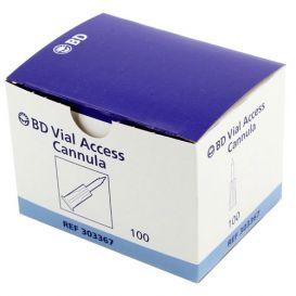 INTERLINK® Vial Access Cannula 15ga - 100/Box
