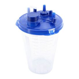 Medi-Vac® Guardian™ Disposable Suction Canister, 1200 cc