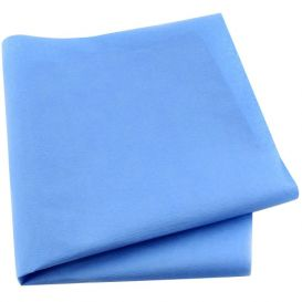 "Bio-Shield® Sterilization Wrap, Regular Duty, 20"" x 20"" 500/Case - 500/Case"