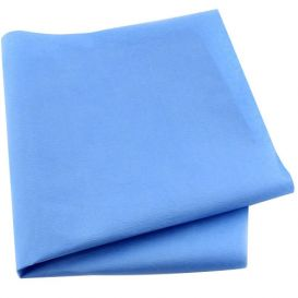 "Bio-Shield® Sterilization Wrap, Regular Duty, 24"" x 24"" 500/Case - 500/Case"