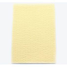 """Advantage Plus® Patient Towels, 3-Ply Tissue with Poly, 18"""" x 13"""", Beige - 500/Case"""