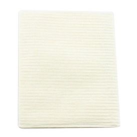 """Sani-Tab® Chain-Free® Patient Towels, 3-Ply Tissue with Poly, 19"""" x 13"""", White - 400/Case"""