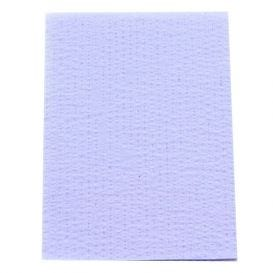 "Advantage Patient Towels, 2-Ply Tissue with Poly, 18"" x 13"", Lavender - 500/Case"
