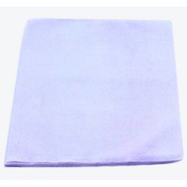 """Polycoated Headrest Covers, 10"""" x 10"""" Standard, Lavender - 500/Case"""