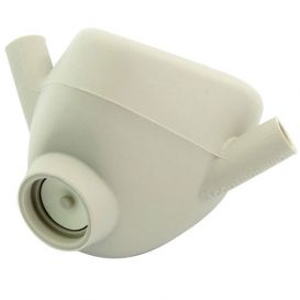 PIP+™ Nasal Hood, Large, Single-Use, Unscented, Whisper Gray - 24/Box