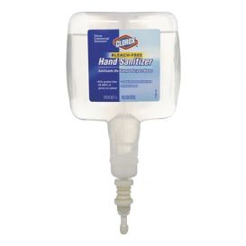 Clorox® Bleach-Free Hand Sanitizer 1000 ml Refill for Wall Mount Touchless Dispenser -