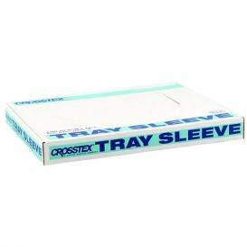 """Tray Sleeves, ADEC/Size B - Ritter, 10.5"""" x 14"""", Clear - 500/Box"""