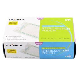 "See-Through Self Seal Sterilization Pouch, 3 1/2"" x 5 ¼"", - 200/Box"