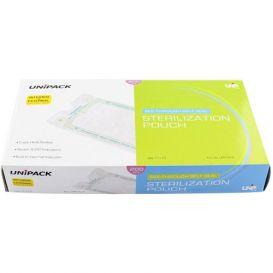 """See-Through Self Seal Sterilization Pouch, 7 1/2"""" x 13"""", 200/Box - 200/Box"""