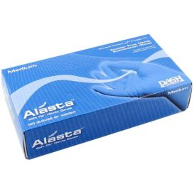 Alasta™ Soft Fit™ Nitrile Exam Gloves, Medium, Powder Free - 100/Box