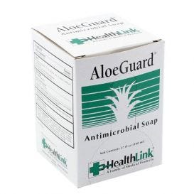 AloeGuard® Antimicrobial Soap Refill for Wall Dispenser, 800 ml Bag-in-Box -