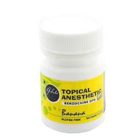Gelato® Topical Anesthetic Gel, 1 oz Jar, Banana -