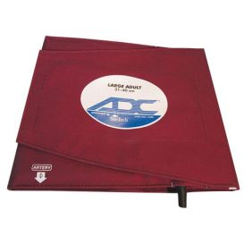 Adview® 9000™ Blood Pressure Cuff with Quick Lock Connector, Large Adult (31-40cm), Burgundy -