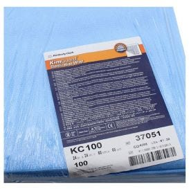 "KIMGUARD ONE-STEP Sequential Sterilization Wrap, 24"" x 24"" 100/Bag - 100/Bag"