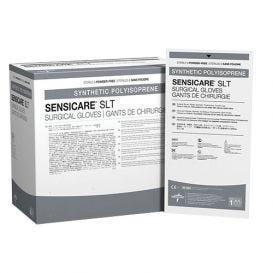 SensiCare® SLT Surgical Gloves, Size 7, Latex-Free, Powder-Free - 50/Box