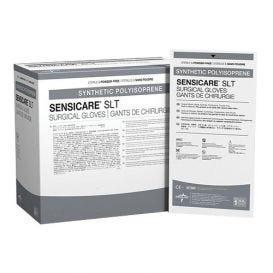 SensiCare® SLT Surgical Gloves, Size 8.5, Latex-Free, Powder-Free - 50/Box