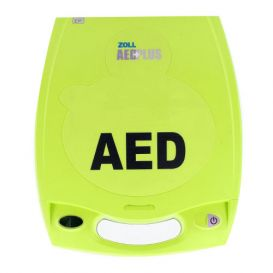 AED Plus® Automatic External Defibrillator with Soft Carry Case