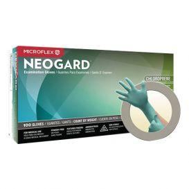 Neogard® Exam Glove Small Chloroprene Powder-Free - 100/Box
