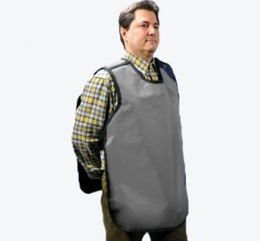 Dual X-Ray Apron, Pano-Adult Cling Shield -