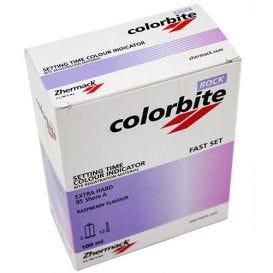 Colorbite Rock Bite Material Extra Fast Set 2 x 50ml Cartridges -