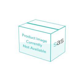 "ProTray™ Disposable Flat Hygiene Tray, 8-3/8"" x 10"", White - 125/Box"