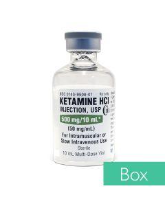 Ketamine (Ketalar®) 50mg/ml 10ml 3N