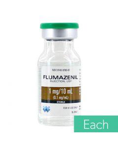 Flumazenil (Romazicon®) 0.1mg/ml 10ml Vial