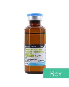 Dexamethasone Sodium Phosphate (Decadron®) 4mg/ml 30ml Multi-Dose Vial - 25/Box