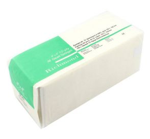 "All-Gauze Sponges, 4"" x 4"", 12-Ply, Non-Sterile, 200 Sponges/Box"