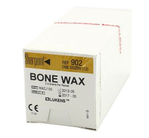 Lukens™ Bone Wax, 2.5gm