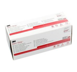 "Steri-Strip™ Skin Closure, Reinforced Adhesive, 1/4"" x 3"""