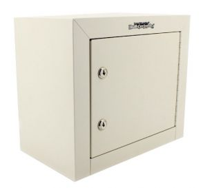 Narcotic Cabinet Single Door Double Lock