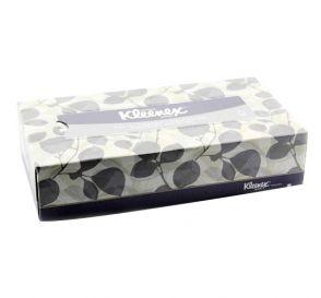 """Kleenex® Facial Tissue, 8.4"""" x 8"""", White"""