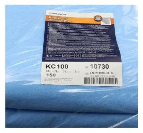"KIMGUARD ONE-STEP Sequential Sterilization Wrap, 30"" x 30"""