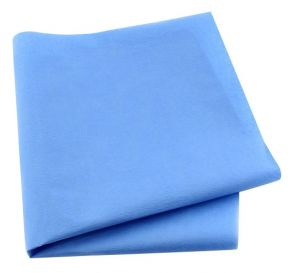 "Bio-Shield® Sterilization Wrap, Regular Duty, 20"" x 20"""