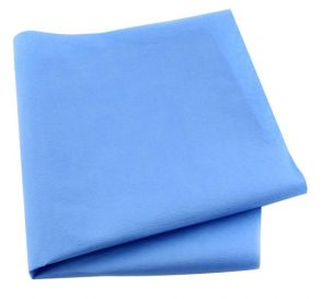 "Bio-Shield® Sterilization Wrap, Regular Duty, 24"" x 24"""