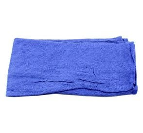 """ACTISORB™ Blue O.R. Towels, 100% Cotton, 17"""" x 26"""", Sterile, 6/Pack"""
