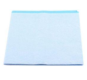 "Drape Sheet 40"" x 48"" Non-Sterile Blue"