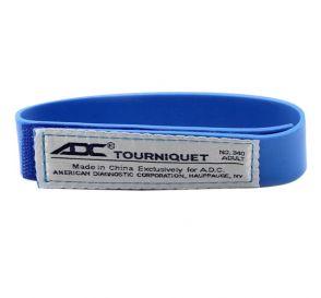 "Adloop™ Hook & Loop Closure Tourniquet, Adult (14.25"" x 1""), Latex-Free"
