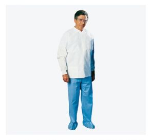 Lab Jacket, Large, White