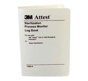 Attest™ Log Book for Steam Sterilizers